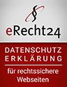 Datenschutz Siegel - erecht24